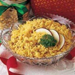 Fruited Rice Mix
