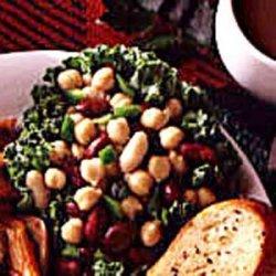 Speedy Bean Salad