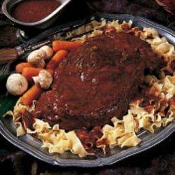 Bavarian Pot Roast