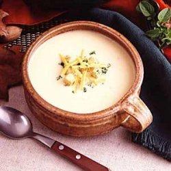 Wisconsin Potato Cheese Soup