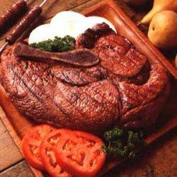 Marinated Iowa Beef