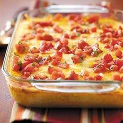 Cheesy Chili Casserole