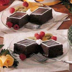 Bow Tie Cakes