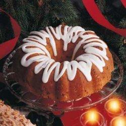 Holiday Pound Cake