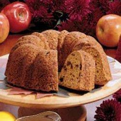 Mincemeat Apple Cake