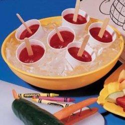 Icy Summer Treats Dessert