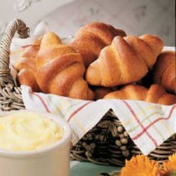 Chili Cornmeal Crescents