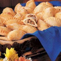 Savory Pork Turnovers