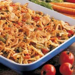 Six-Veggie Casserole