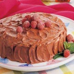 Casserole Chocolate Cake