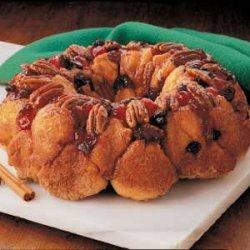 Fruited Pull-Apart Bread
