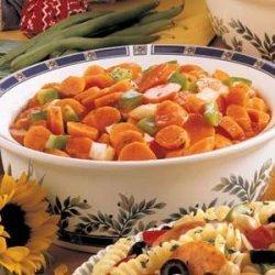 Copper Carrot Salad