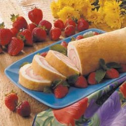 Angel Food Cake Roll