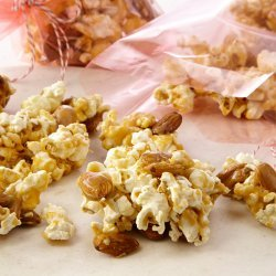 Caramel-Almond Popcorn