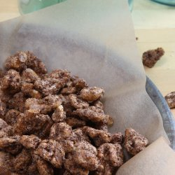 Candied Espresso Walnuts recipe