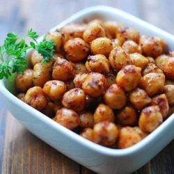 Spicy Chickpea Dip (Hummus) Recipe - Details, Calories, Nutrition ...