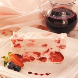 Cool Strawberry Cream