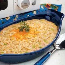 Microwave Tuna 'n' Chips