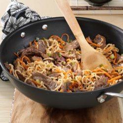 Asian Beef Noodles