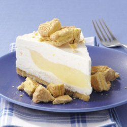 Lemon Surprise Cheesecake