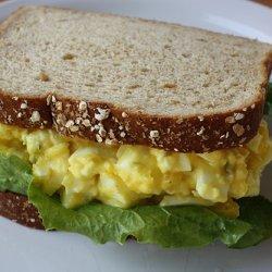 Ham 'n'  Egg Salad Subs