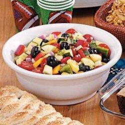 Marinated Veggie Salad
