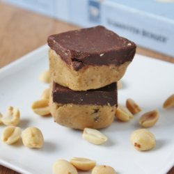 Peanut Butter Graham Bars