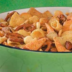 Cracker Snack Mix
