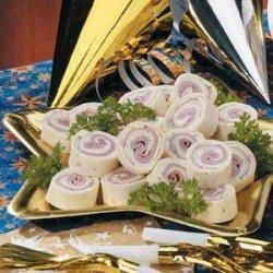 Ranch Ham Roll-Ups