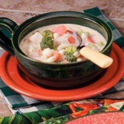 Macaroni 'n' Cheese Soup
