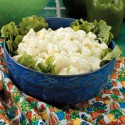 Celery Seed Potato Salad