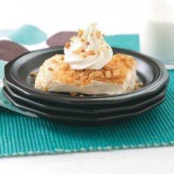 Peanut Butter Cream Dessert