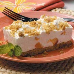 Peaches 'n' Cream Dessert