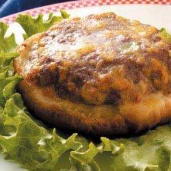 Open-Faced Hamburgers