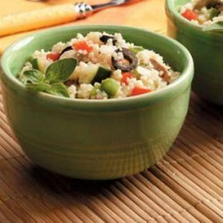Quick Couscous Salad