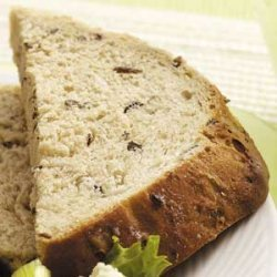 Whole Wheat Wild Rice Bread