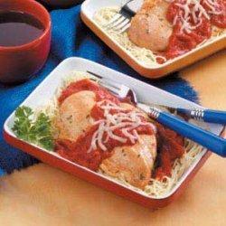 Chicken Marinara