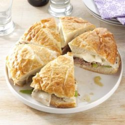 Philadelphia Beef Sandwich recipe