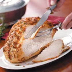 Rosemary Turkey Breast
