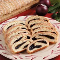 Great-Grandma's Prune Roll
