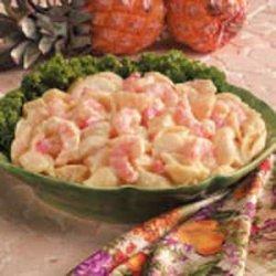 Pasta and Shrimp Salad