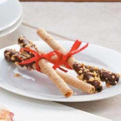 Nuts-About-You Cookie Sticks