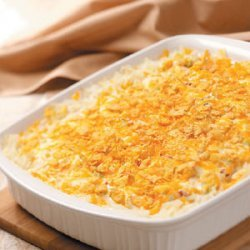 Harvest Potato Casserole