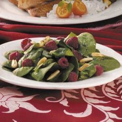 Spinach Salad with Almonds