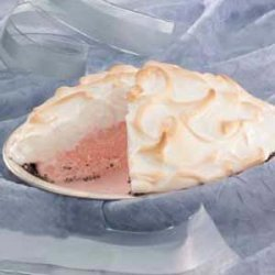 Mile-High Peppermint Pie