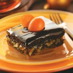 Orange Chocolate Torte