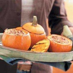 Gingered Pumpkin Custard