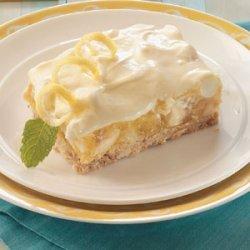 Lemony Tropic Layered Dessert
