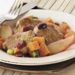 Pork with Sweet Potatoes