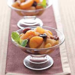 Four-Fruit Compote recipe